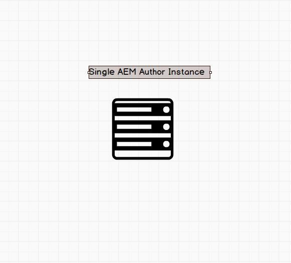 AEM Single Author Instance
